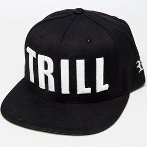 Image of TRILL (Snapback) Black