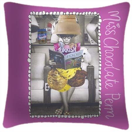 Image of Miss Chocolate Perm Cushion