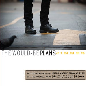 Image of Jimmer - The Would-Be Plans - LP - 2013
