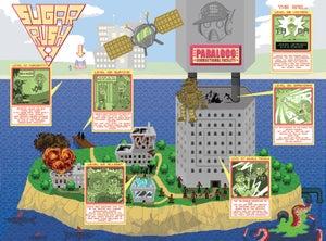 Image of Sugar Rush: Map