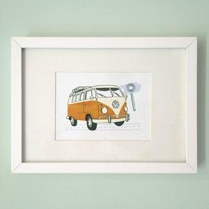 Image of Volkswagen Van