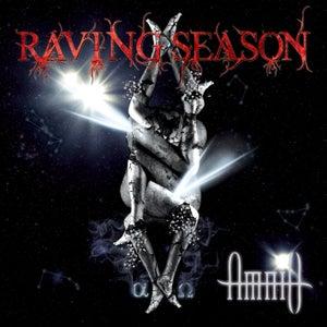 "Image of RAVING SEASON ""Amnio"" CD"