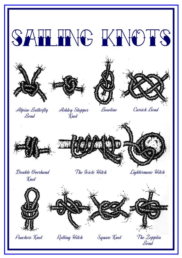 Image of 'Knot My Problem'