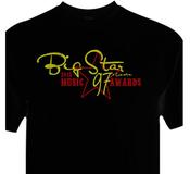 Image of BIG STAR MUSIC AWARDS T-Shirt