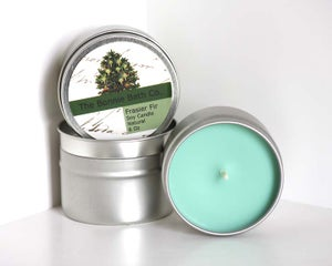Image of Frasier Fir Soy Candle in 6oz Tin