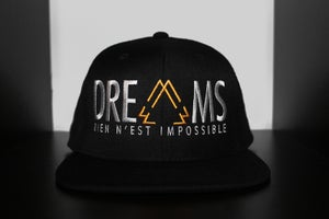 Image of THOUSAND Ms x ERIC BELLINGER   YFS DREAMS COLLAB SNAPBACK