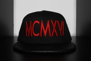 Image of ROUGE MCMXVI STRAPBACKS