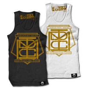 """Image of IMDC """"First Defense"""" Gold Tank"""