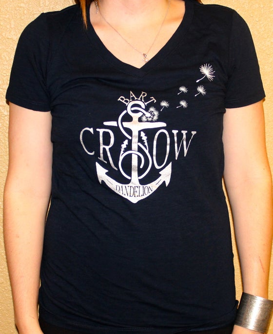 Image of BC Dandelion Anchor Ladies Tee