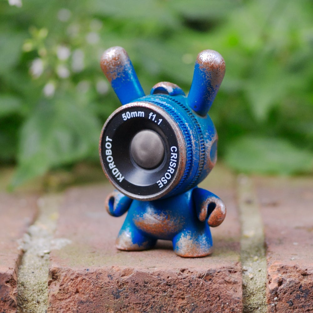 Image of Blue Vinyl Observation Drones / Edition of 5