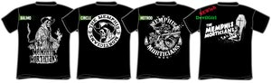 Image of Morticians Women's T-shirts