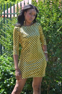 Image of Sequin polka dots