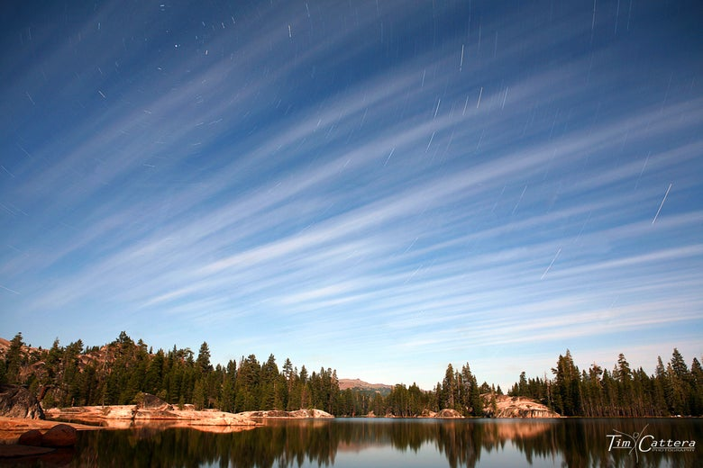 Image of Sierra-Nevada Time Lapse