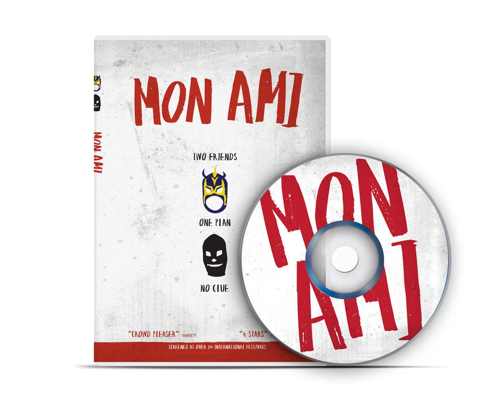 Image of Mon Ami DVD