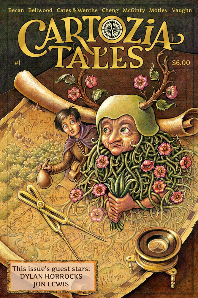Image of Individual Issues of <i>Cartozia Tales</i>