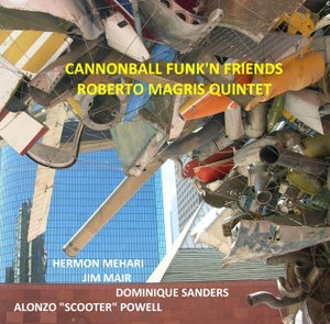 Image of Cannonball Funk N' Friends