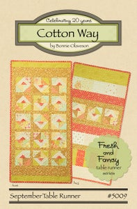 Image of September - Fresh and Fancy Paper Pattern #5009