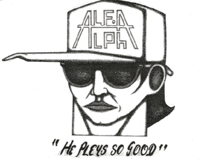 Image of Alf Alpha - He Pley So Good - Beat Tape - Double CD