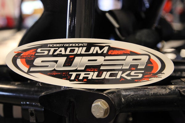 Image of SMALL Elliptical Sticker