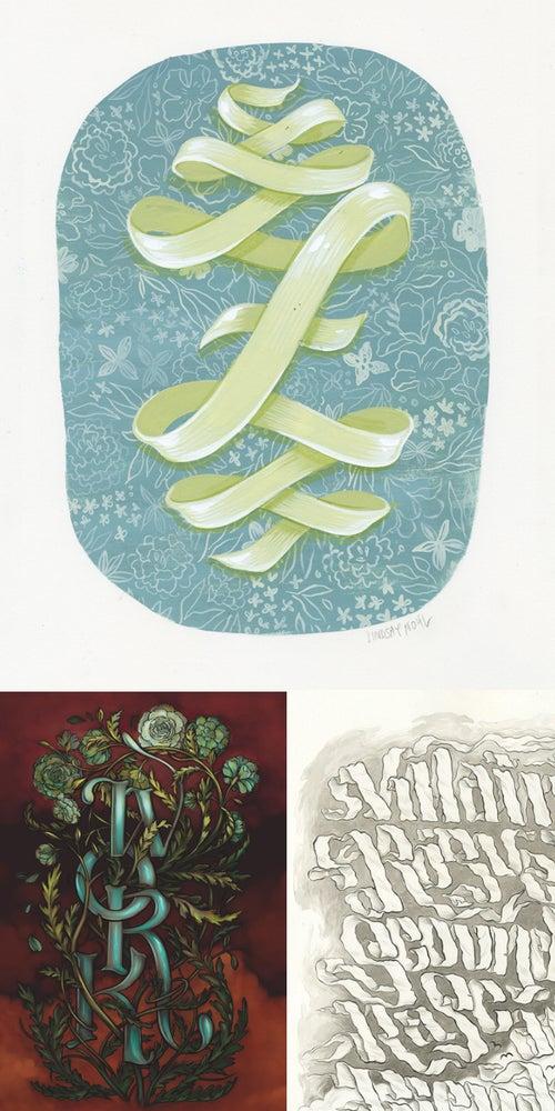 Image of Custom Name / Phrase Illustration