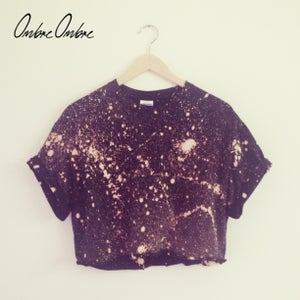 Image of Galaxy Crop - Black