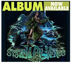 Image of System Of Venus (2013) ALBUM [CD]