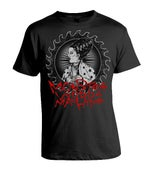 Image of Monster Voodoo Machine 'Rise Demon Rise' 2013 T-Shirt