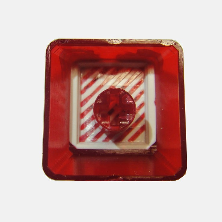 Image of Translucent Heart Bottle Keycap