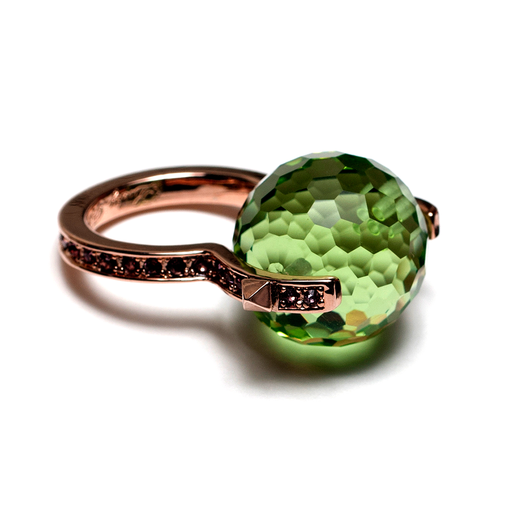Image of Apple Lucky Bitches ring