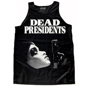 """Image of LIKE MIKE """"DEAD PRESIDENTS"""" Tank Top"""
