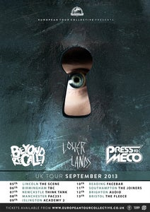 Image of September UK Tour Tickets