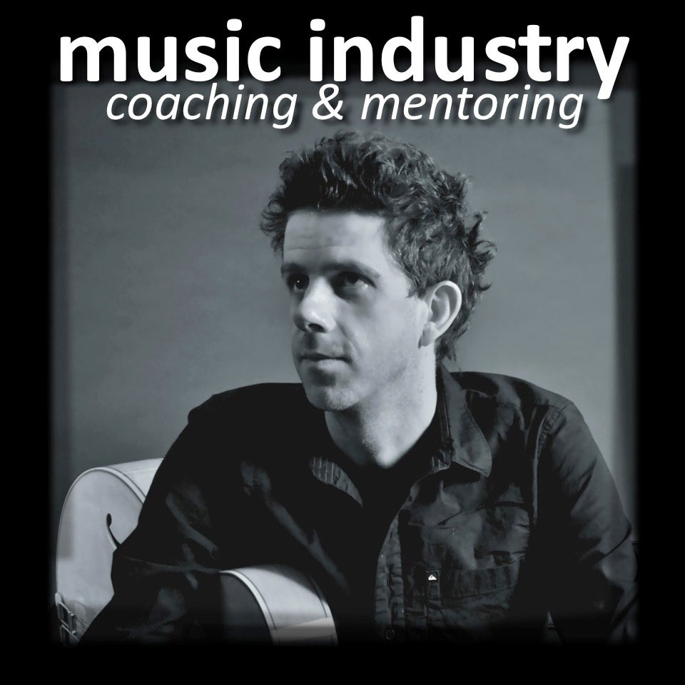 Image of Music Industry Coaching & Mentoring with Dave Harewood