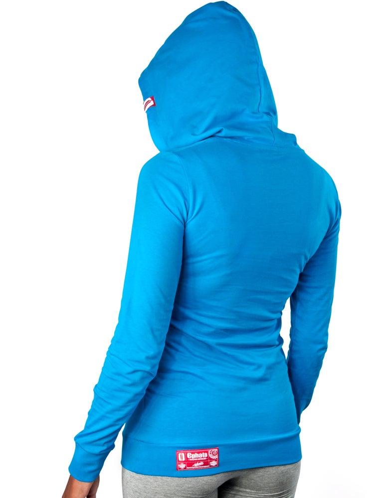 Image of Hoodies Baseball- Blue