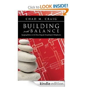 Image of BUILDING with BALANCE via Amazon - KINDLE EDITION