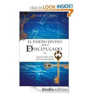 Image of El Diseno Divino Para El Disipulado via Amazon - KINDLE EDITION