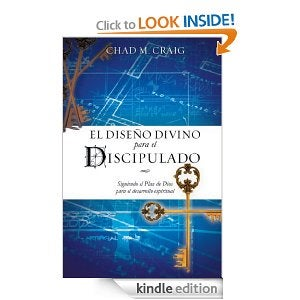 Image of El Diseno Divino Para El Disipulado via Amazon - KINDLE EDITION