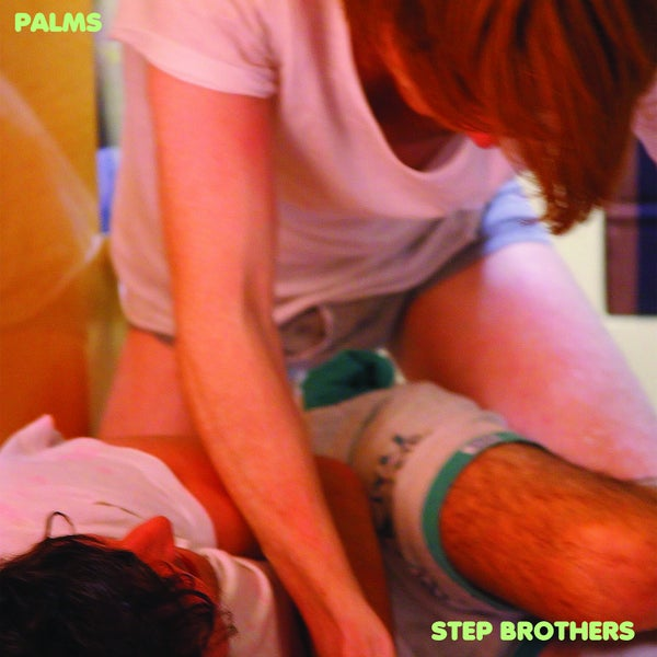 Image of Palms 'Step Brothers' LP