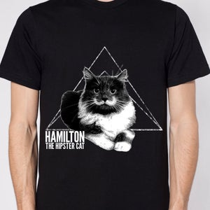 Image of Hamilton Signature Men's Shirt - Tee