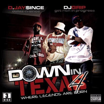 Image of DOWN IN TEXAS 4