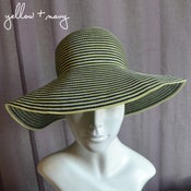 Image of Stripes Rollup Hat (Multiple Colors)