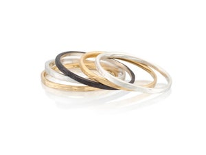 Image of skinny orchard stacking rings