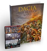 Image of DACIA - THE ROMAN WARS - VOL 1 & ROMANIA AT WAR DVD SET (3 FILMS)