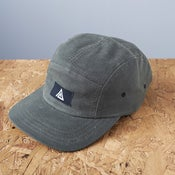 Image of Five Panel Wax Hat