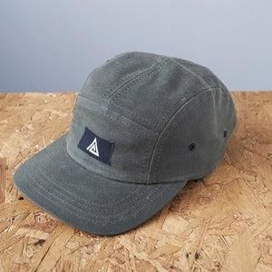 Image of Five Panel Wax Hat