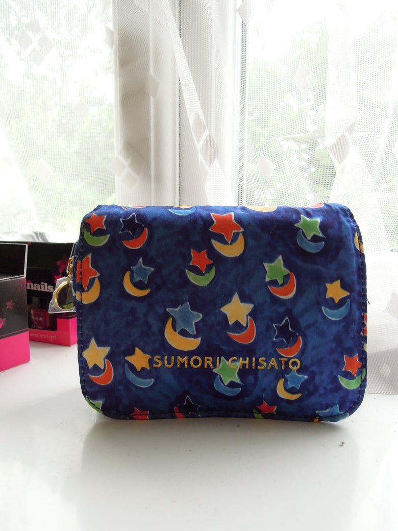 Image of TSUMORI CHISATO Small Cosmetics Bag