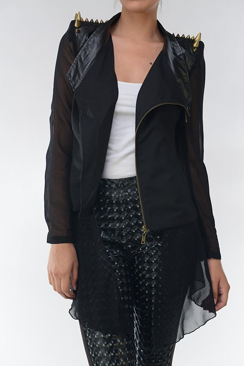 Image of Spiked Jacket
