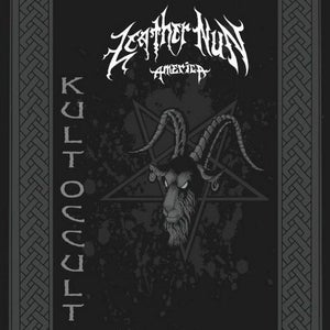 Image of Leather Nun America - Kult Occult CD
