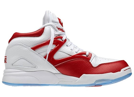 Image of Reebok Pump Omni LIte - White/Red