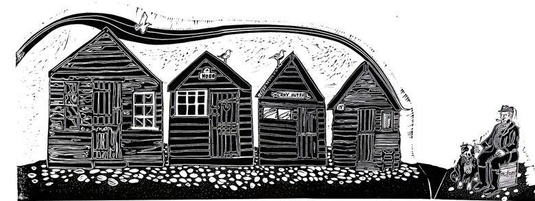Image of Southworld Fishing Huts