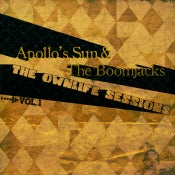 "Image of Apollo's Sun and The Boomjacks ""The Ownlife Sessions, Vol. 1"" Limited Edition CD"